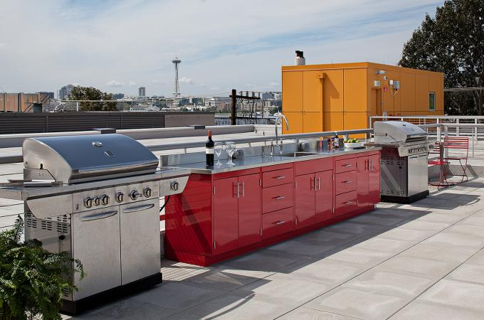 Gilead Rooftop BBQ